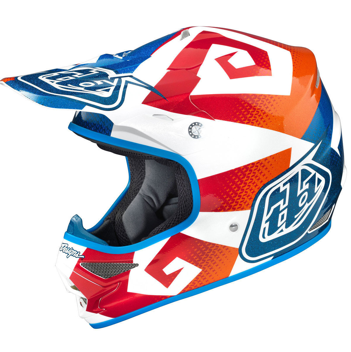 Troylee Ktm Dirt Bike Helmets