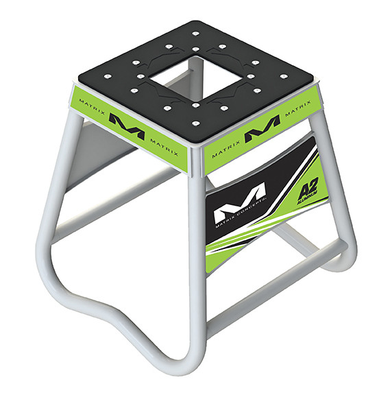 Matrix Concepts A2 Aluminum Stand  A2 Stand Green