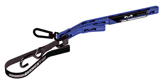 Matrix Concepts M1 Worx Tie Downs  2015 M1 Worx Blue