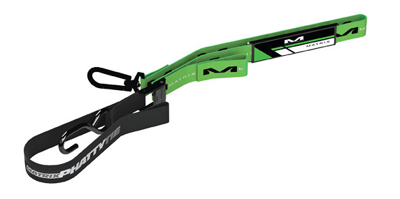 Matrix Concepts M1 Phatty Tie Downs  2015 M1 Phatty Green