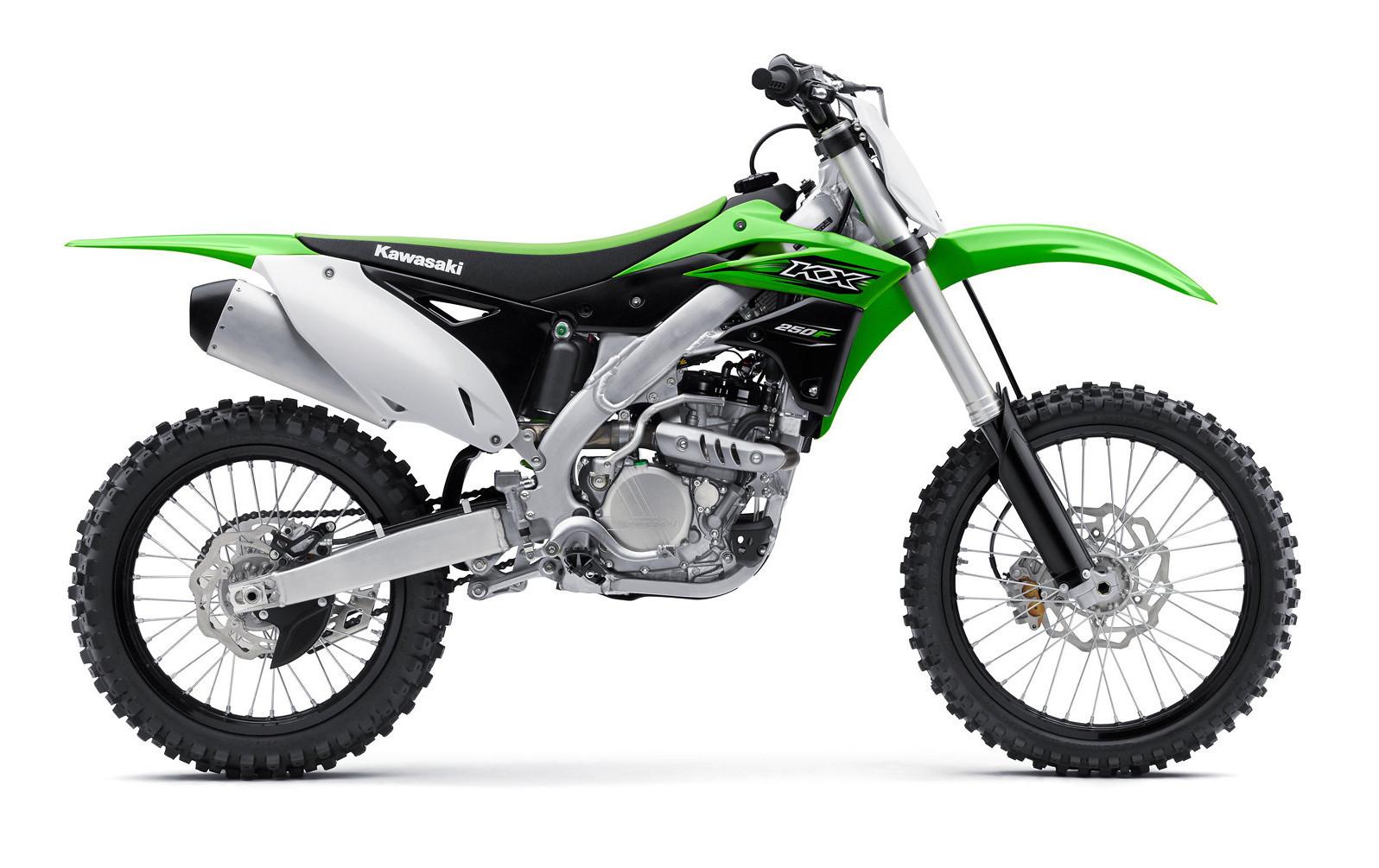 2016 Kawasaki KX250F  2016 Kawasaki KX250F