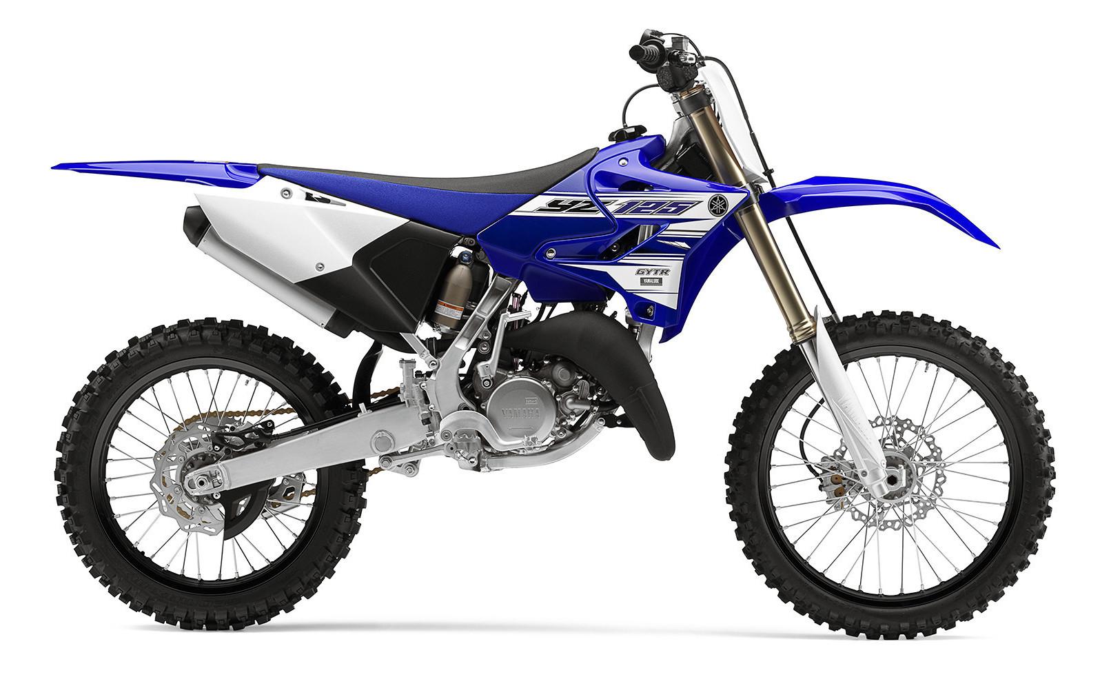 2016 Yamaha YZ125  2016 Yamaha YZ125