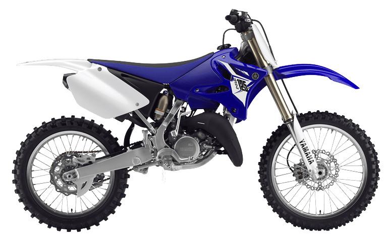 2014 Yamaha YZ125  2014_YZ125_DPBSE_1