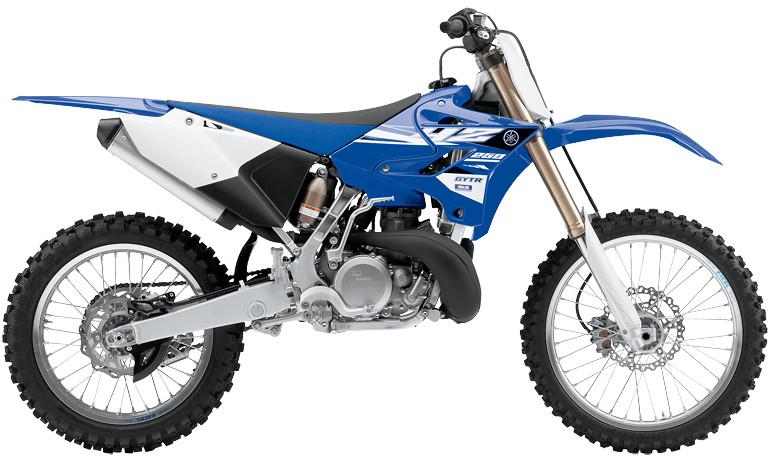 2015 Yamaha YZ250  15OFFRD_YZ250_Blue_1