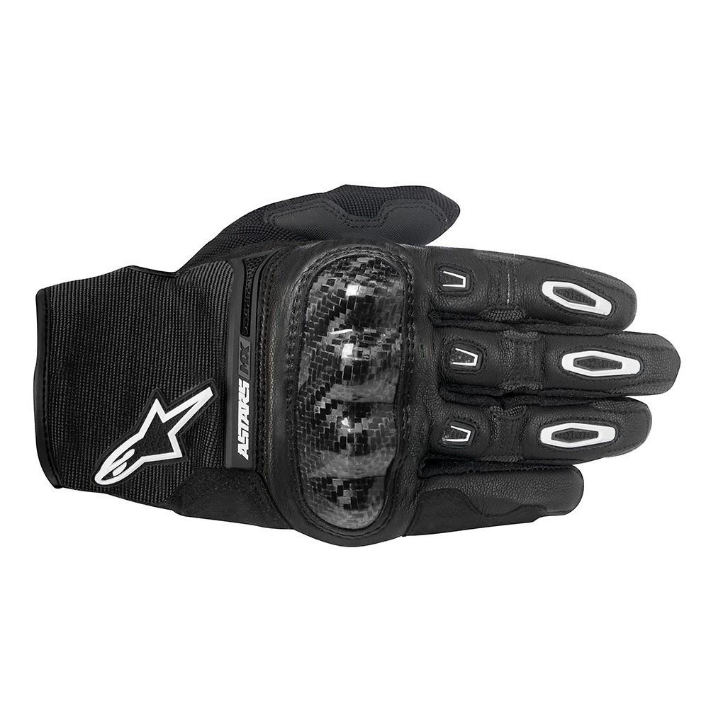 Alpinestars Megawatt Hard Knuckle Gloves Alpinestars Megawatt Hard Knuckle Black