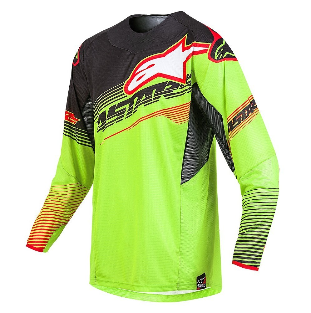 Alpinestars Techstar Factory Torch LE Jersey Alpinestars Techstar Factory Torch LE