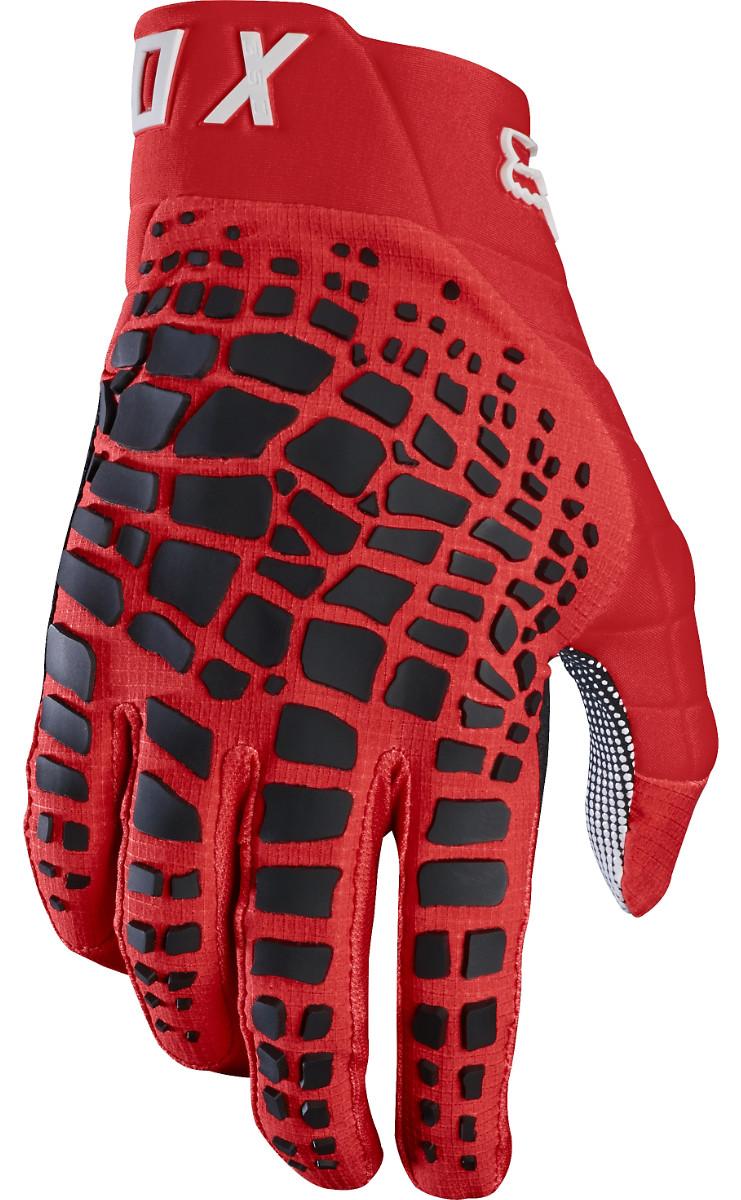 Fox Racing 360 Grav Gloves Fox Racing 360 Grav Red