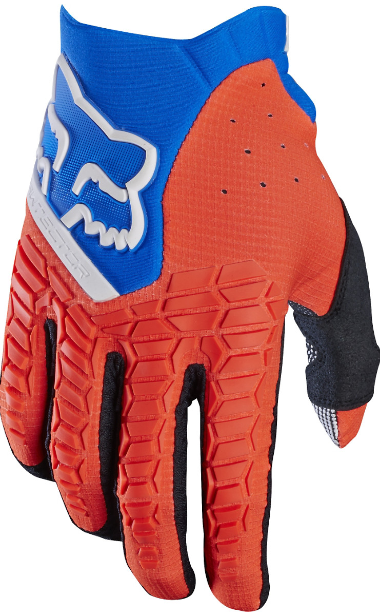 Fox Racing Pawtector Gloves Fox Racing Pawtector Orange
