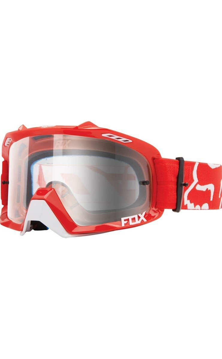 Fox Racing Air Defence Goggle  Fox Racing Air Defence Red