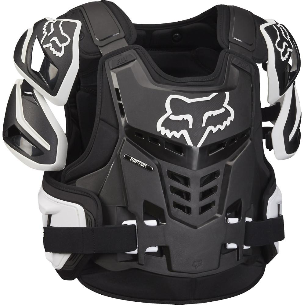Fox Racing Raptor Vest Chest Protector Fox Racing Raptor Vest Black