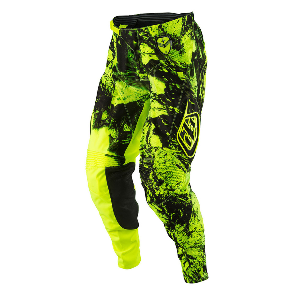 Troy Lee Designs SE Gravity Jersey & Pant  Troy Lee Designs SE Gravity Yellow