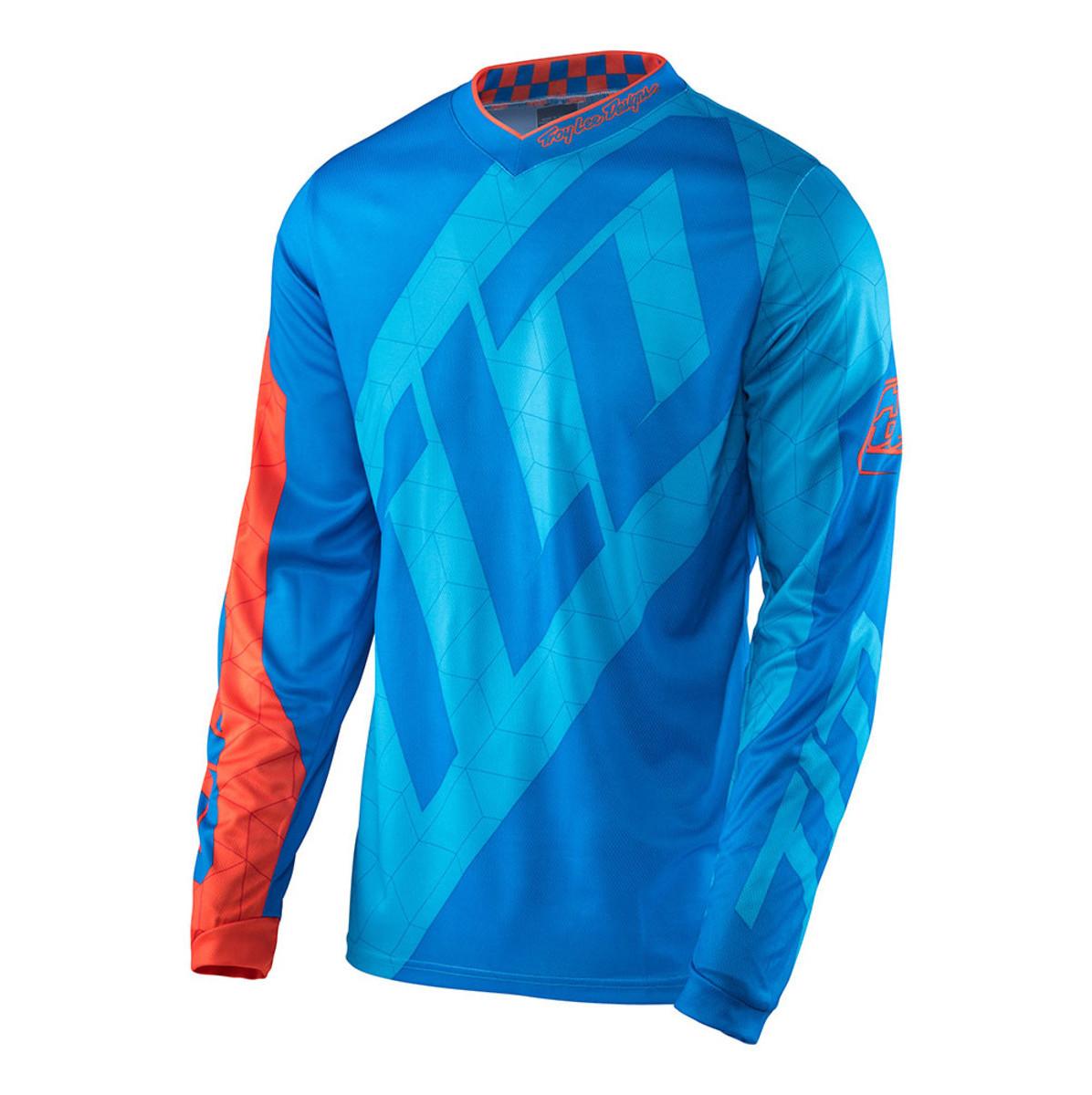 Troy Lee Designs GP Quest Jersey & Pant  Troy Lee Designs GP Quest Blue and Orange