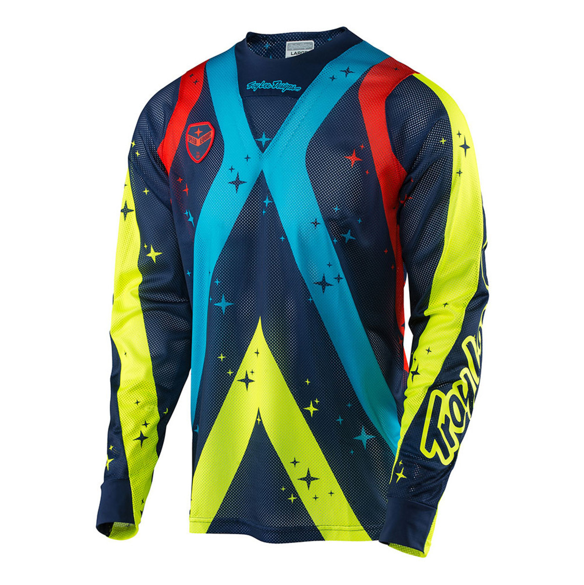 Troy Lee Designs SE Air Phantom Jersey & Pant  Troy Lee Designs SE Air Phantom Jersey & Pant Blue