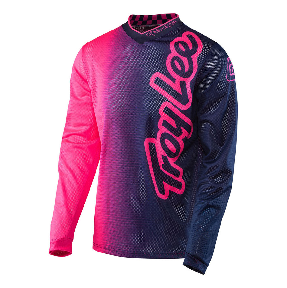 Troy Lee Designs GP Air 50/50 Jersey Troy Lee Designs GP Air 50/50 Pink and Navy