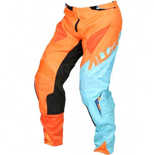 Alias A1 Floated Pants Alias A1 Sky Blue and Orange