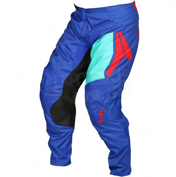 Alias A2 Sidestacked Pants Alias A2 Sidestacked Blue and Red