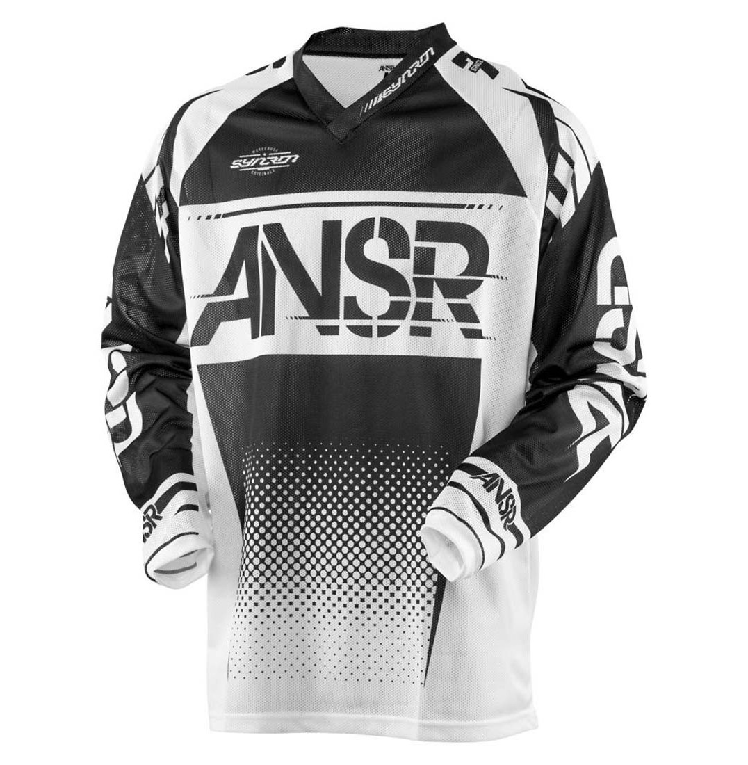 Answer Racing Syncron Air Jersey &  Pant  Answer Racing Syncron Air Black
