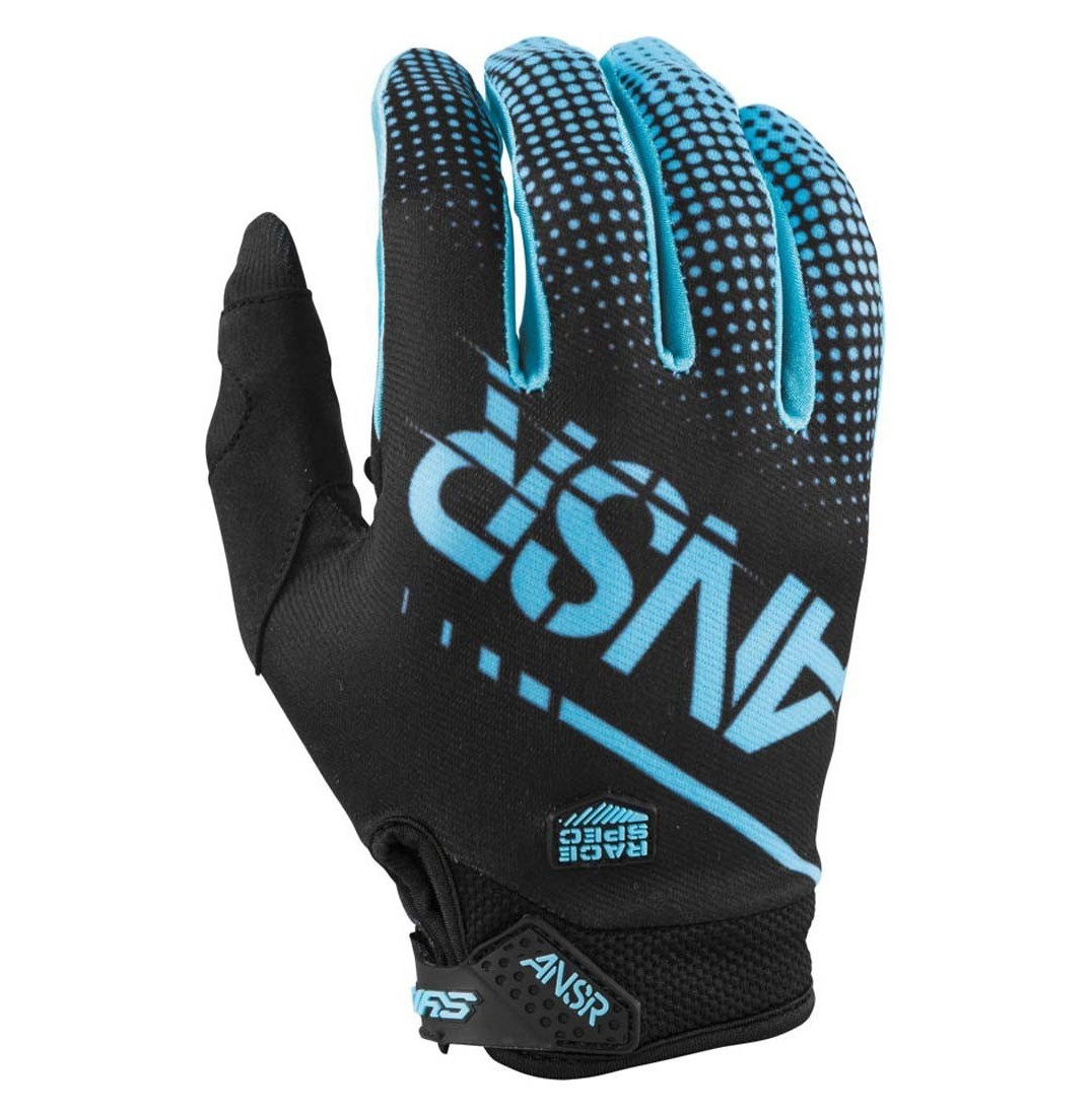 Answer Racing Syncron Gloves Answer Racing Syncron Blue and Black