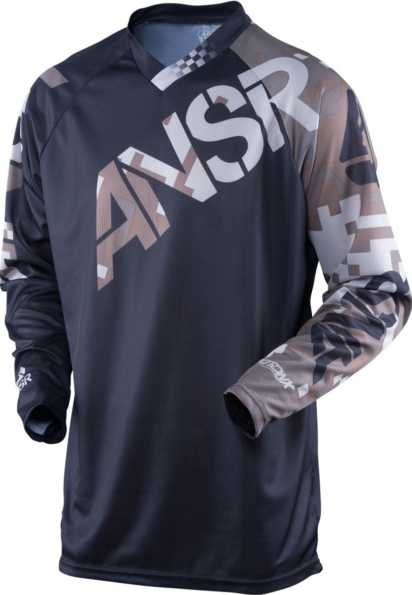 Answer Racing AltronX Jersey Answer Racing Altron Brown Camo