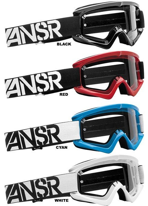 Answer Racing Apex Goggles  answer-2015-apex-goggle