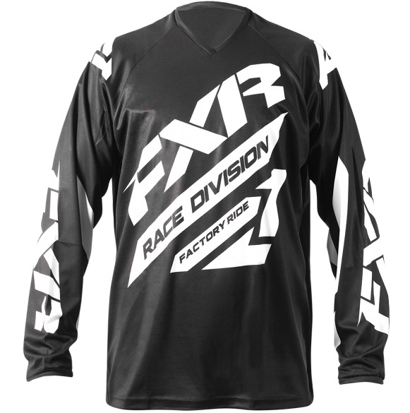 FXR Clutch Jersey FXR Clutch Black