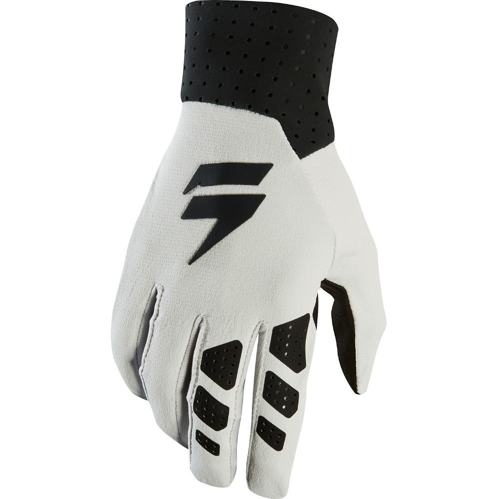 Shift MX 3LUE Risen Gloves Shift MX 3LUE Risen White