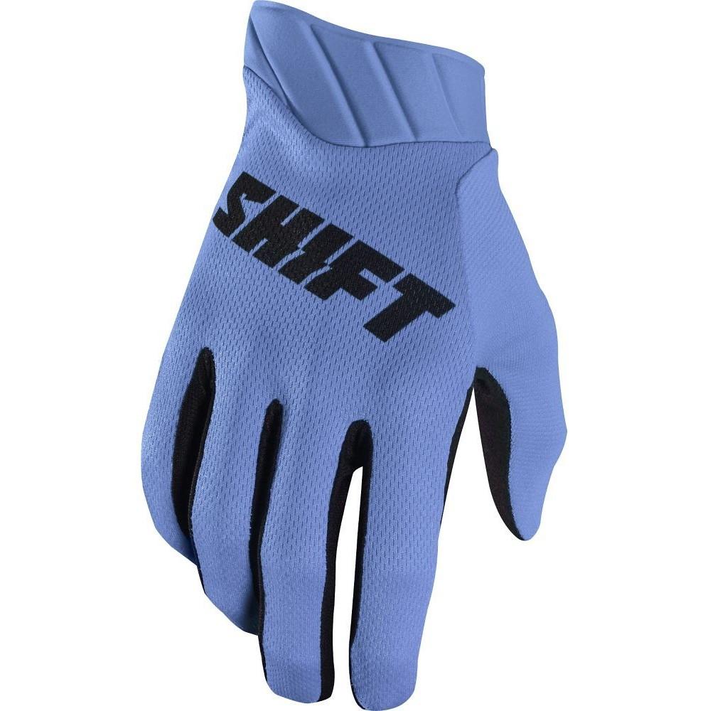 Shift MX 3LACK Air Gloves Shift MX 3LACK Air Black