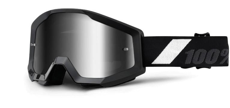100% Strata Goggles  100% Strata Black