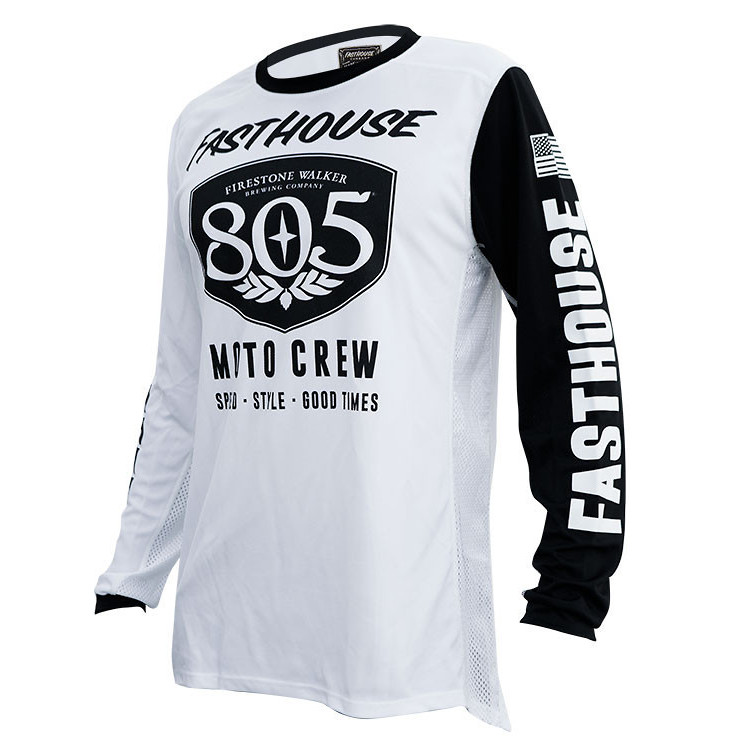 Fasthouse 805 Shield Jersey Fasthouse 805 Shield