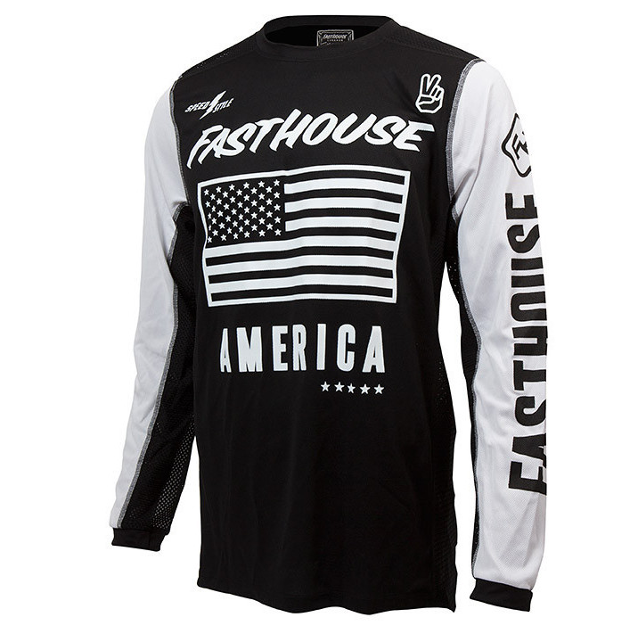 Fasthouse American Air-Cooled Jersey Fasthouse American Air-Cooled