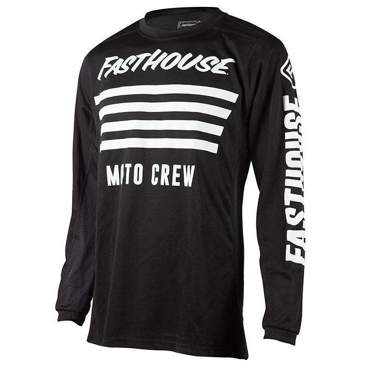 Fasthouse Stripes Jersey Fasthouse Stripes