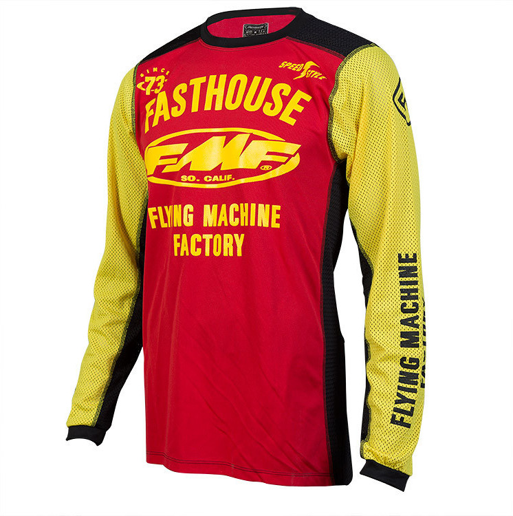 Fasthouse FMF Air-Cooled Jersey Fasthouse FMF Air-Cooled