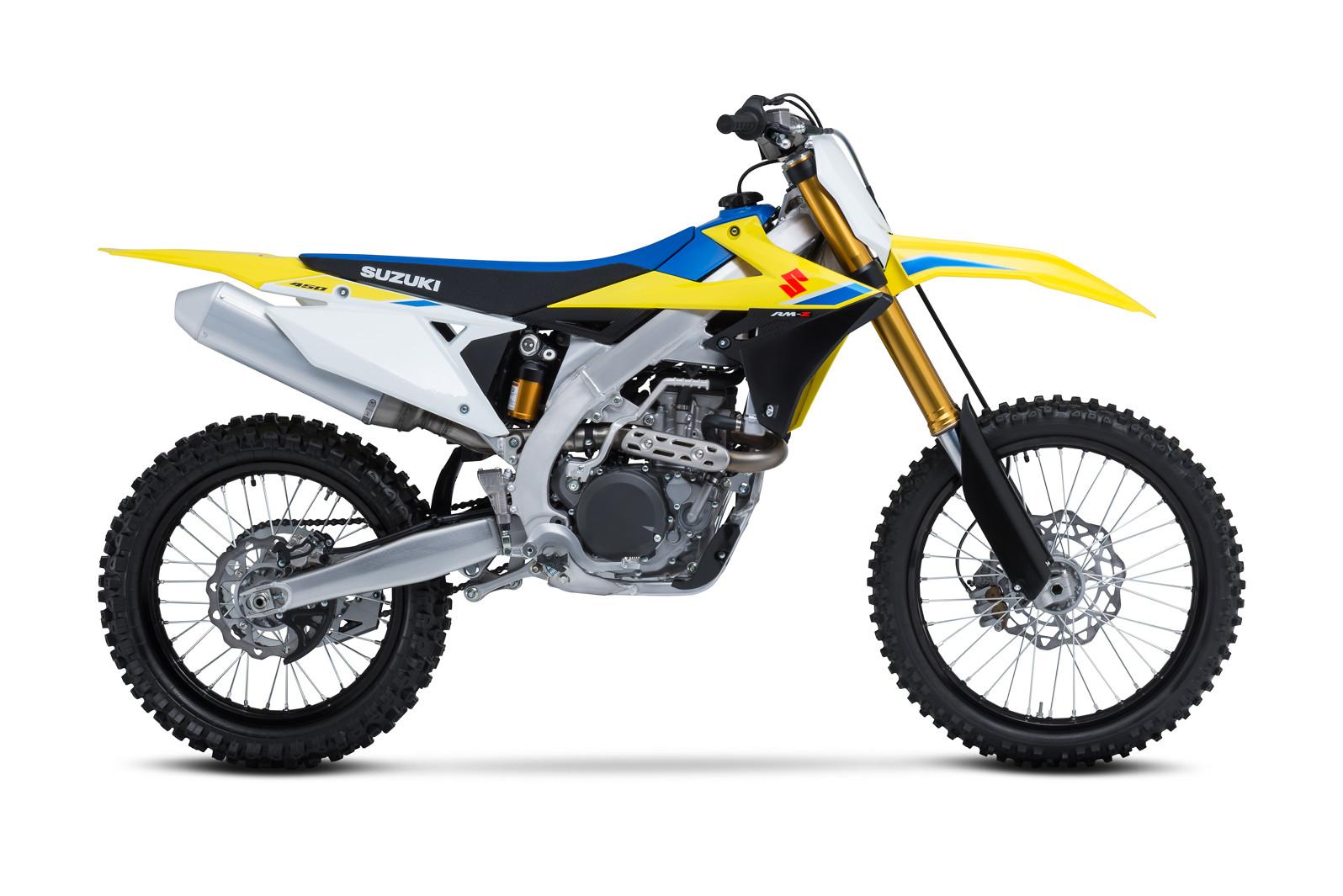 2018 Suzuki Rm Z450 Reviews Comparisons Specs
