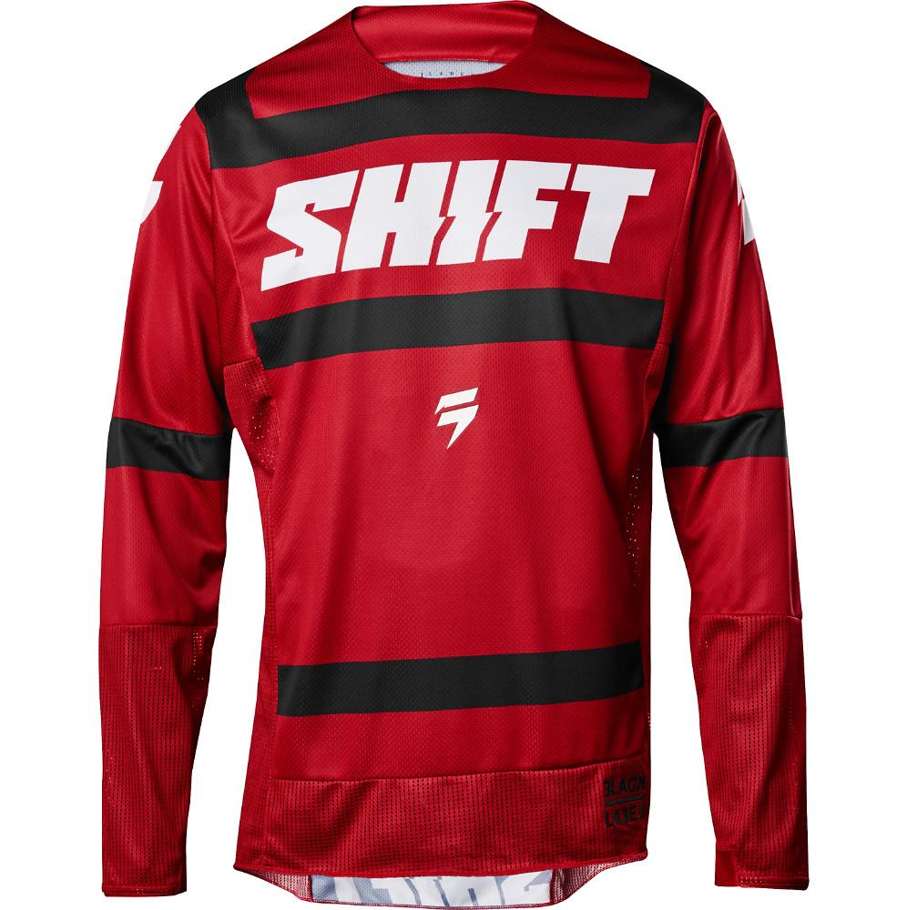 Shift MX Black Label Strike Jersey & Pant  Shift MX Black Label Strike