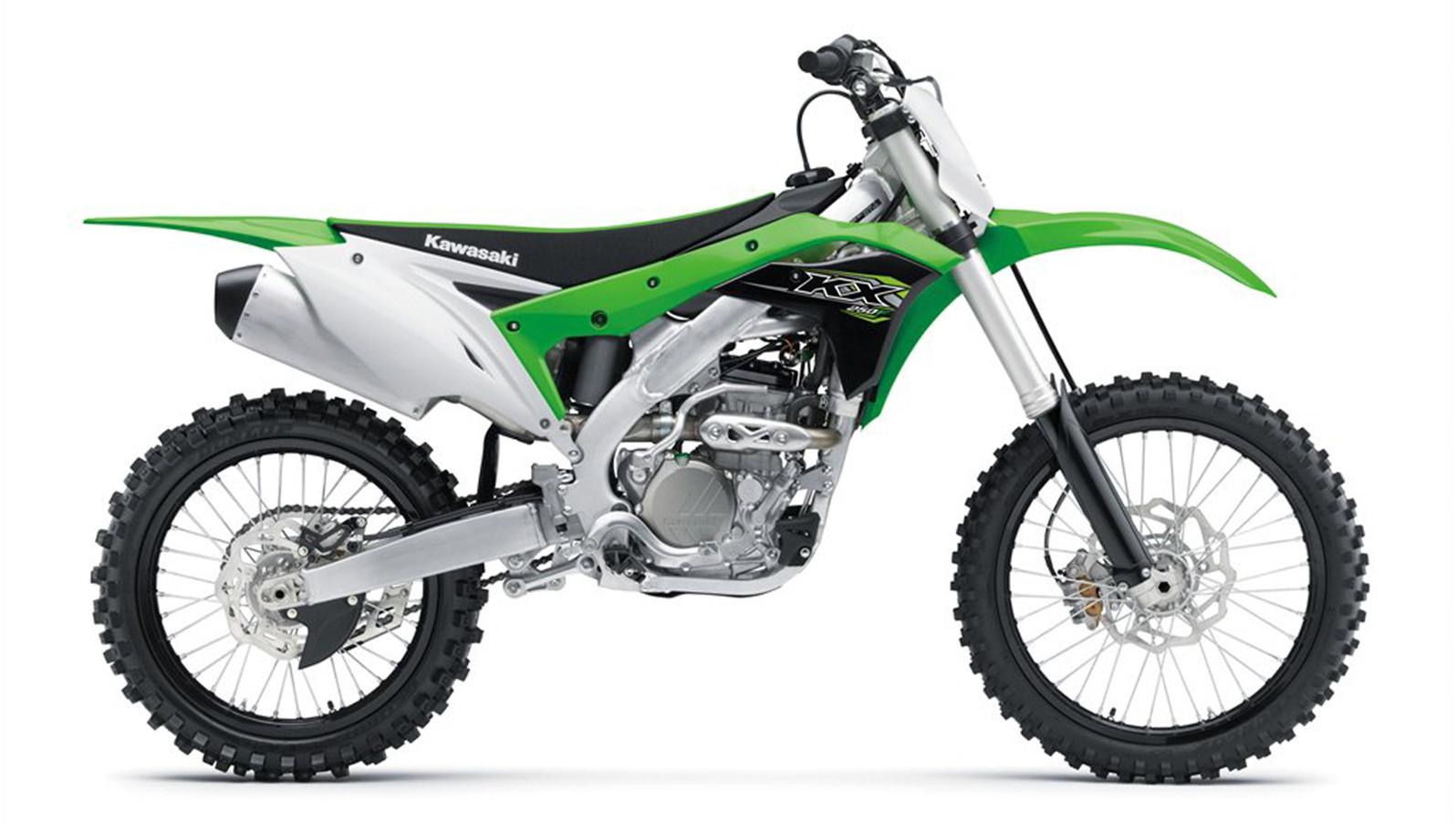 2018 Kawasaki KX250F  2018 Kawasaki KX250F