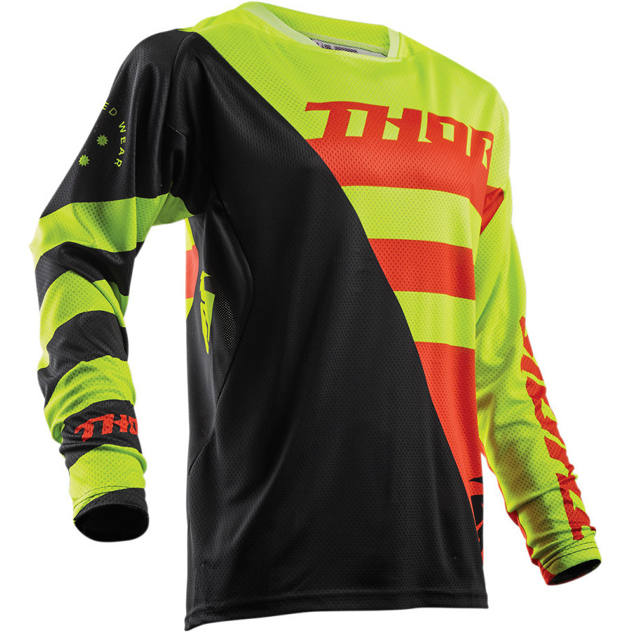 Thor Fuse Air Rive Jersey Thor Fuse Air Rive