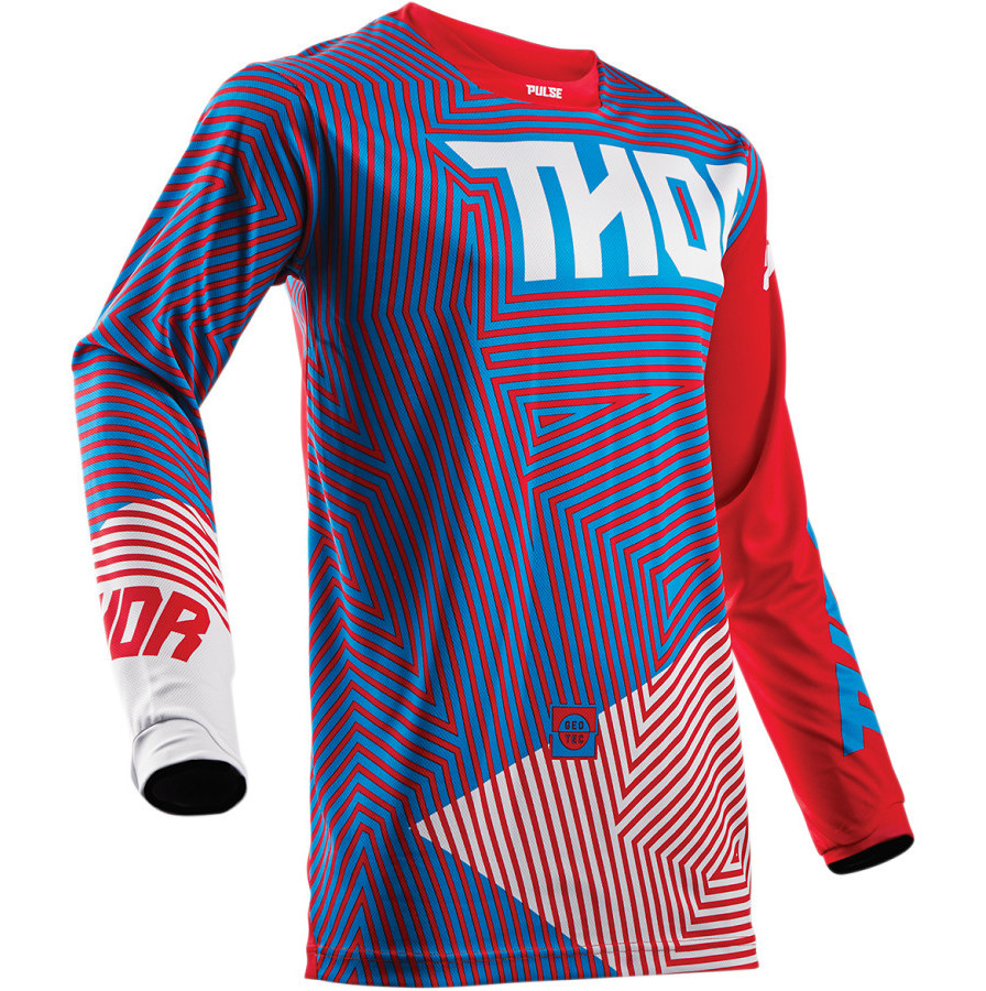 Thor Pulse Geotec/Rodge Jersey Thor Pulse Geotec/Rodge