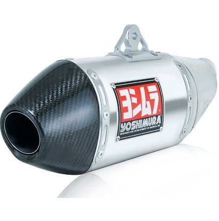 Yoshimura RS-4 Signature Series Exhaust  Yoshimura RS-4 Signature Series