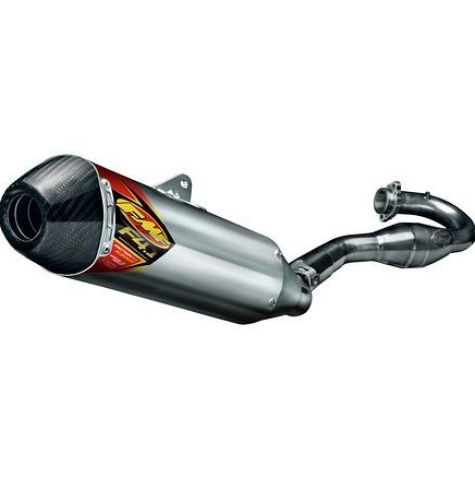 FMF Factory 4.1 RCT Complete Exhaust with Stainless Megabomb Header  FMF Factory 4.1 RCT Complete Exhaust with Stainless Megabomb Header