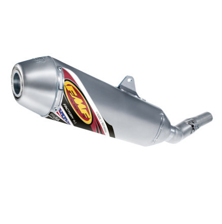 FMF Factory 4.1 Slip-On Exhaust  FMF Factory 4.1 Slip-On Exhaust