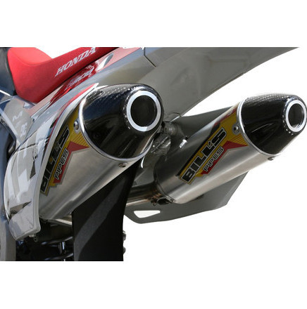 Bill's Pipes SA-4 Series Slip-On Dual Exhaust  Bill's Pipes SA-4 Series Slip-On Dual Exhaust
