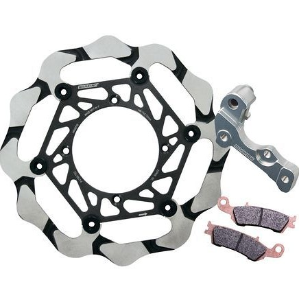 Braking Batfly Oversized Front Brake Rotor Kit  Braking Batfly Oversized Front Brake Rotor Kit