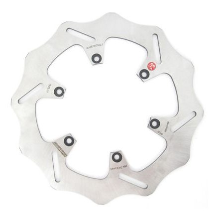 Braking W-FIX Rear Brake Rotor  Braking W-FIX Rear Brake Rotor