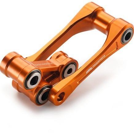 KTM OEM Parts SXS Shock Absorber Linkage  KTM OEM Parts SXS Shock Absorber Linkage