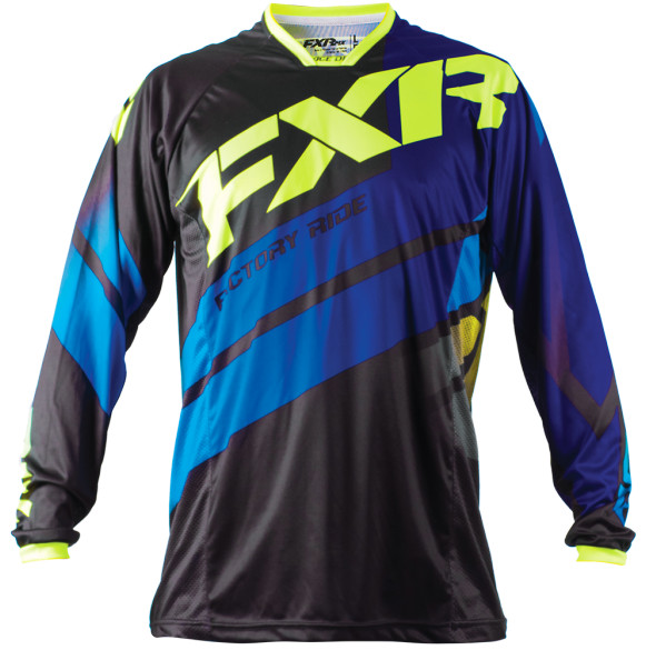 FXR Mission Air Jersey FXR Mission Air