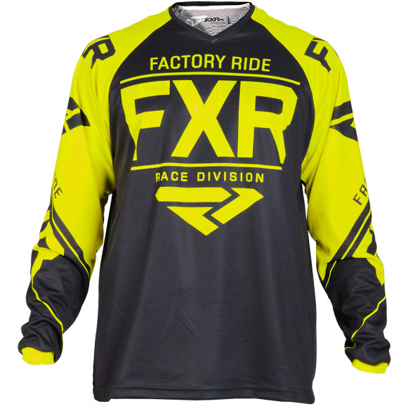 FXR Clutch Retro Jersey FXR Clutch Retro
