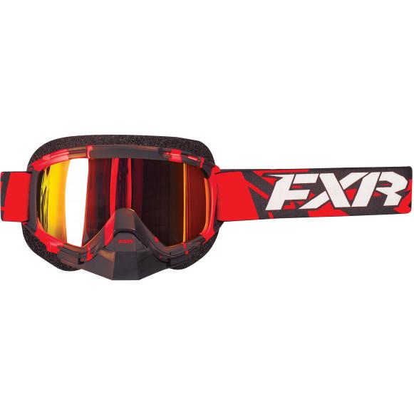 FXR Mission Recon Goggles  FXR Mission Recon