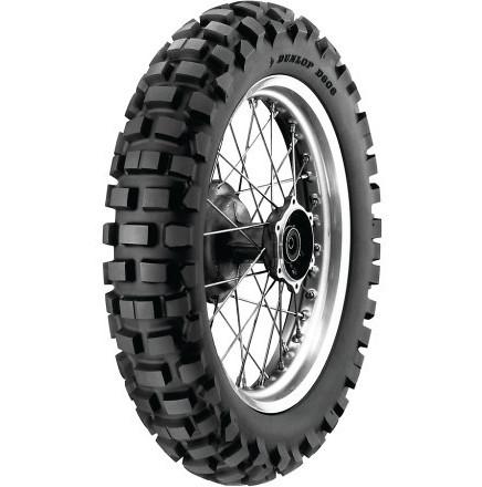 Dunlop D606 Rear Tire Dunlop D606