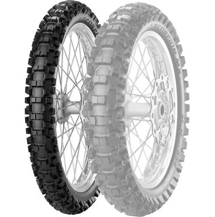 Pirelli Scorpion MX Mid Hard 554 Front Tire Pirelli Scorpion MX Mid Hard 554