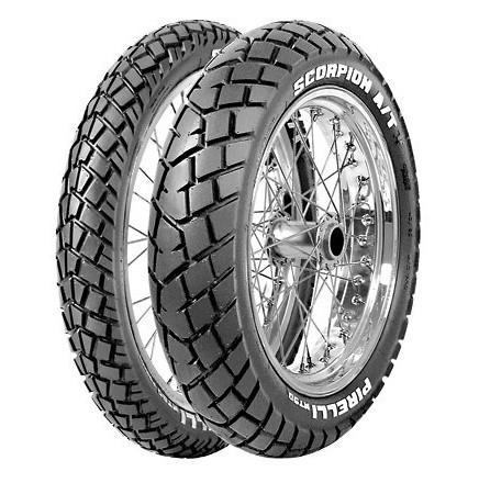 Pirelli MT90AT Scorpion Front Tire Pirelli MT90AT Scorpion